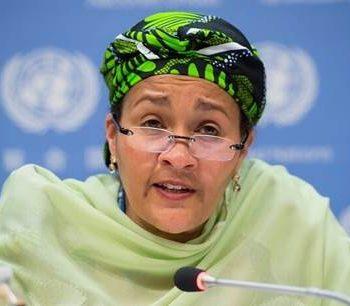 Mme Amina J. Mohamed